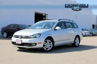2011 Volkswagen Golf wagon TDI Touch display - Heated seats - Pa