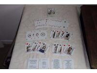 Vintage France Playing Card EDITIONS DUSSERRE - PARIS - LA MODE PARISIENNE