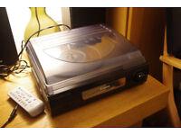 Steepletone Turntable/ Record Player