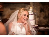 Friendly and Candid Wedding Photography from £350