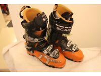 Scarpa Maestrales ski touring boot