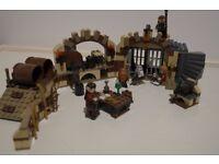 Lego Hobbit - Barrel Escape