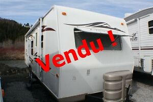 2008 Flagstaff by Forest River 26BHSS -