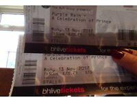 Purple Rain - A celebration of PRINCE (BIC - Bournemouth Pavilion) -Monday 13th Nov (Seated)