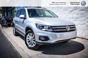 2013 Volkswagen Tiguan 2.0 4MOTION * PNEUS HIVER INCLUS * * 84 /