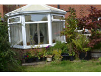 Conservatory upvc (buyer to dismantle)