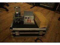 S.E GEMINI MK2 DUAL VALVE MICROPHONE FOR SALE