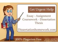 Dissertation Assignment Thesis Essay Proofreading / Research / Tutor / SPSS / Writing / Help / PhD