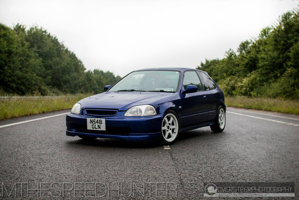 1996 honda civic ek3 b18c4 1 8 vti in blackwood. Black Bedroom Furniture Sets. Home Design Ideas