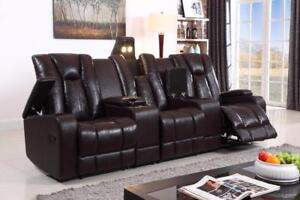 RECLINER COUCH-  FURNITURE DEALS TORONTO (BF-102)