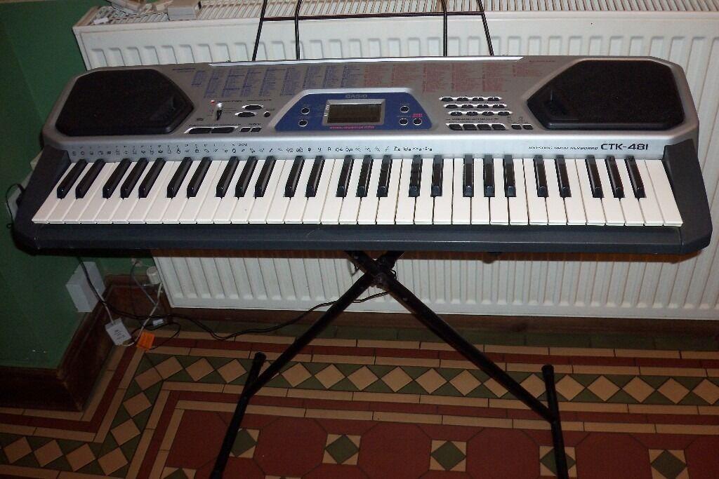 casio electric organ