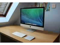 Apple iMac 21.5-inch / 2.9 GHz i5 / 8gb RAM / 1 TB HDD / 1 GB GeForce