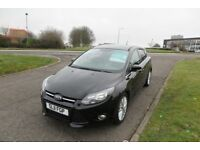 FORD FOCUS 1.6 ZETEC TDCI,2011,1 Owner,Alloys,Air Con,Cruise Control,Privacy Glass,68mpg,£20Road Tax