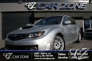 2010 Subaru Impreza WRX STi Sport-tech Package, Navi, Sunroof