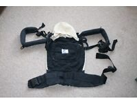 Ergo Baby Carrier (Black) for sale