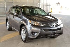 2015 Toyota RAV4 Low Kilometers! 177.35bw oac