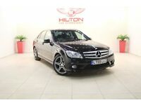 Mercedes-Benz C Class 2.1 C220 CDI BlueEFFICIENCY Sport 4dr (black) 2010
