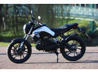 Kymco K-Pipe 50cc motorcycle semi auto 4 stroke Can deliver