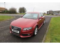 AUDI A4 2.0 TDI S LINE,2011,Alloys,Air Con,Cruise,1 Previous Owner,F.S.H,Very Clean Condition