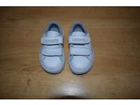 Kids La Coste Trainers (size 4)