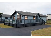 ONLY ONE LEFT-LUXURY LODGE ON A 4 STAR PARK NEAR DUMFRIES