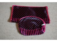Large Collection of New Wash Bags/Make Up Bags - Ideal Birthday Gifts