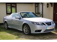 Saab 9-3 Convertible Vector 1.9 TDI Automatic Diesel Low Mileage & Great Condition