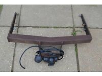 VW TRANSPORTER T5 TOWBAR REMOVED FROM 2004 (Reg.54) ELECTRICS INCLUDED