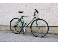 Raleigh pioneer classic vintage bike hybrid retro for sale only £136 city centre Polwarth