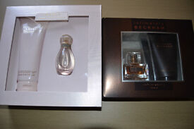 David Beckham Intimately Gift Set For Men and Sarah Jessica Parker Lovely Women's 2-piece Gift Set