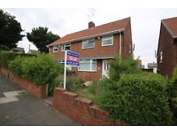3 bedroom house available on Wealcroft, Leam Lane *DSS CONSIDERED*