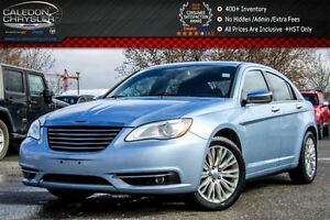 2013 Chrysler 200 Limited|Sunroof|Bluetooth|Leather|Keyless Entr