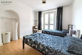 SUPER TWIN ROOM TO RENT - ZONE 2 - WHITECHAPEL - CALL ME AND SEE IT TODAY - ***DEAL***
