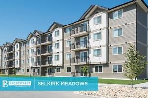 Selkirk, BRAND NEW pet friendly 1bed apartment w/insuite laundry