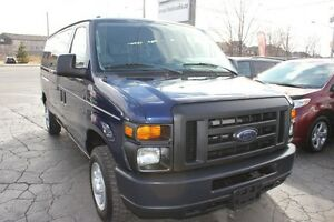 2013 Ford E-150 XL 8 Passenger