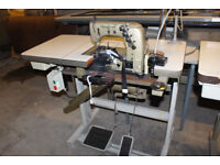 Union Special Industrial Binding Machine