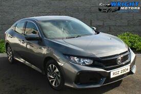 image for 🔷🔹 June 2020 Honda Civic 1.0 VTEC Turbo 126 SE 5dr🔹🔷