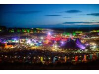 (£210) Boomtown Fair 2018 full adult ticket