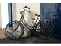 Vintage Dutch Men's Bike