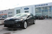 2014 Ford Fusion SE FWD NAVIGATION LEATHER REAR VIEW CAMERA