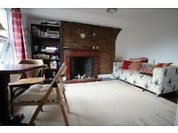 2 MINUTES TO CAMDEN TOWN TUBE & CANAL, MODERN CHARACTER ONE BEDROOM FLAT IN VICTORIAN COVERSION