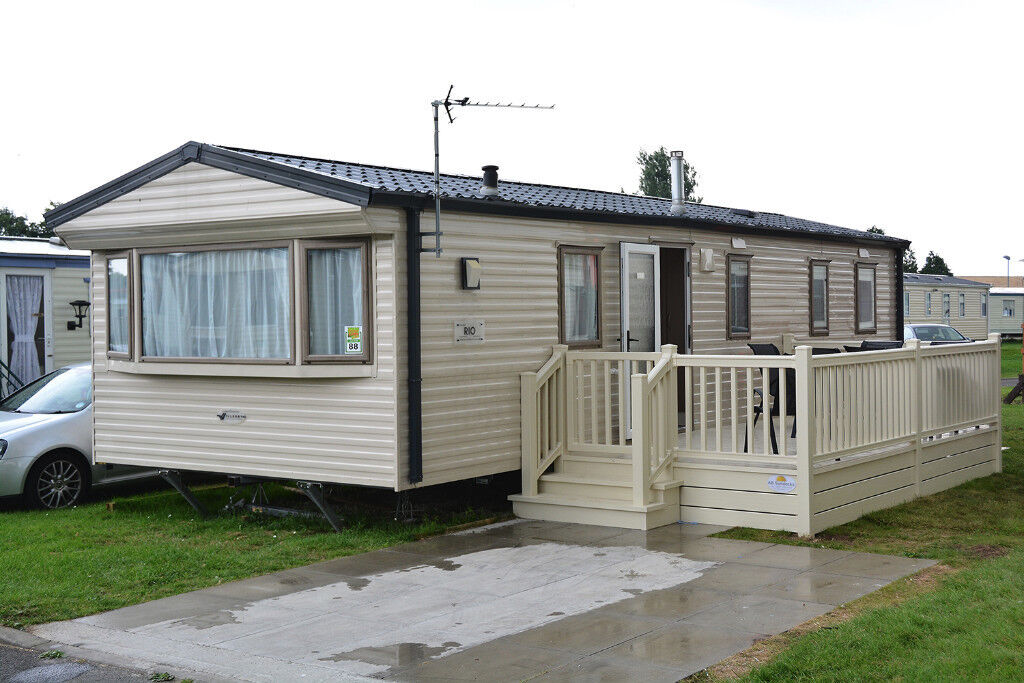 FLAMINGOLAND FLAMINGO LAND CARAVAN HIRE RENTAL HOLIDAY *Now taking bookings for 2018