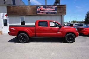 2011 Toyota Tacoma LIMITED TRD SPORT 4X4 CUIR/MAGS SEULEMENT 70