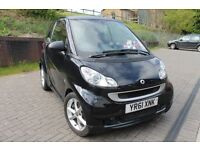 2012 Smart Fortwo -- 30K --Serviced----Free Tax
