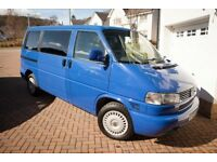 2003 VW T4 Caravelle with Multivan II Interior, low mileage