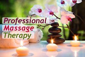 Professional Massage Therapy - Swedish Massage, Deep Tissue Massage, Reflexology