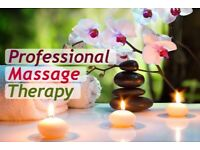 Professional Massage Therapy - Swedish Massage, Deep Tissue Massage, Reflexology