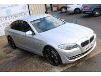 2012 BMW 2.0 520D EFFICIENTDYNAMICS 181 BHP SALOON *BLACK EDITION SPEC*( FINANCE & WARRANTY )