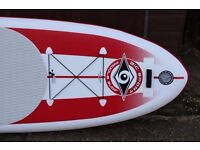 Brand new 2016 BIC, 10 Ft 6 inch All Round iSUP (inflatable SUP)