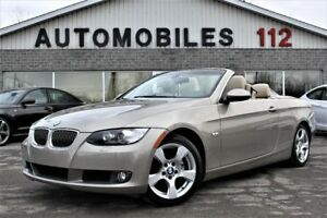 2009 BMW 3 Serie 328i Convertible / Impeccable !!